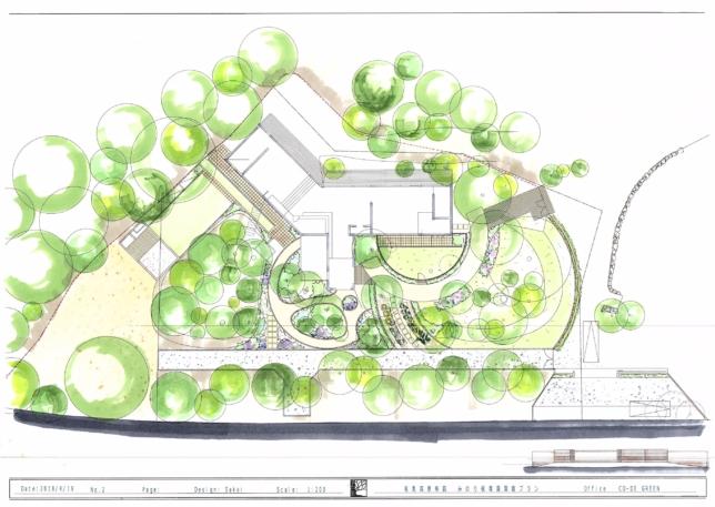 保育園園庭デザイン